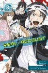Real Account (Issues) (8 Book Series) - Okushou, Shizumu Watanabe, Okushou, Shizumu Watanabe