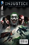 Injustice: Gods Among Us #1 - Tom Taylor, Jheremy Raapack