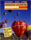 Managerial Accounting, Active Learning Edition: Tools for Business Decision Making - Jerry J. Weygandt, Donald E. Kieso, Paul D. Kimmel