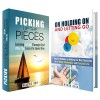 Letting Go and Picking Up the Pieces Box Set: Learn to Live Through Grief, Make the Best Decisions for a Happy and Peaceful Life (Declutter & Moving On) - Megan Beck, Valerie Orr
