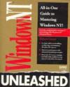 Windows NT Unleashed - Robert Cowart, Mark Cowart
