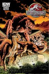 Jurassic Park: Redemption #3 - Bob Schreck, Nate Dyke, Tom Yeates, Paul Pope
