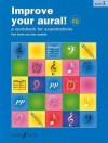 Improve Your Aural! Grade 1: A Workbook for Examinations [With CD (Audio)] - Paul Harris, John Lenehan