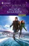 Duplicate Daughter - Alice Sharpe