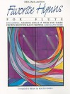 Favorite Hymns for Flute: Solos, Duets, and Trios - Keith Snell