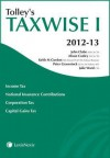Tolley's Taxwise I - Rebecca Benneyworth