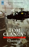 Chaostage (Tom Clancy's Op-Center, #3) - Tom Clancy, Steve Pieczenik, Jeff Rovin