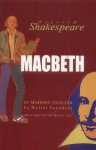"Shakespeare's ""Macbeth"" Side By Side With A Modernised Version - William Shakespeare"