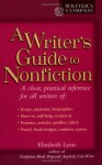 Writer's Guide to Nonfiction - Elizabeth Lyon