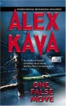 One False Move - Alex Kava