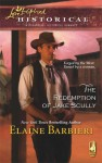 The Redemption of Jake Scully - Elaine Barbieri