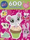 600 Autocollants Littlest Petshop N2 - Various
