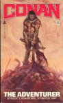 Conan: Conan the Adventurer (Book 5) - Robert E. Howard, L. Sprague de Camp