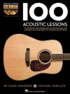 100 Acoustic Lessons - Guitar Lesson Goldmine Series (Book/CD) - Michael Mueller, Chad Johnson