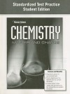 Glencoe Chemistry Standardized Test Practice: Matter and Change - Glencoe/McGraw-Hill