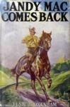 Jandy Mac Comes Back - Elsie J. Oxenham