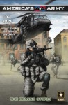 America's Army #6 - The Coming Storm - M. Zachary Sherman, Scott Brooks, J. Brown, Marshall Dillion