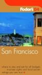 Fodor's San Francisco 2005 (paperback) - Fodor's Travel Publications Inc.