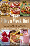 The 2 Day a Week Diet Cookbook - Nancy Baggett, Ruth Glick