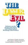 Lesser Evil - Jack Barnes