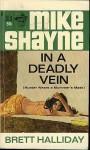 In A Deadly Vein - Brett Halliday