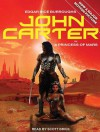 A Princess of Mars - Scott Brick, Edgar Rice Burroughs