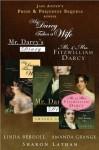 Jane Austen's Pride and Prejudice Sequel Bundle: 3 Reader Favorites - Linda Berdoll, Amanda Grange, Sharon Lathan