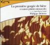 La Première gorgée de bière - Philippe Delerm, Jean-Pierre Cassel