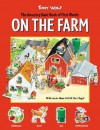 The Amazing Giant Book Of First Words: On The Farm (Amazing Giant Book of First Words) - Tony Wolf