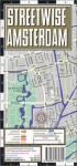 Map: Streetwise Amsterdam - NOT A BOOK