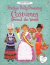 Sticker Dolly Dressing Costumes Around the World - Emily Bone, Stella Baggott
