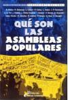 Que Son Las Asambleas Populares ? - Miguel Bonasso