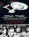 Star Trek: The Newspaper Strip, Vol. 2 - Sharman DiVono, Ron Harris, Larry Niven, Padraic Shigetani, Martin Pasko