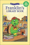 Franklin's Library Book - Sharon Jennings, Brenda Clark
