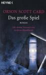 Das große Spiel - Orson Scott Card, Karl-Ulrich Burgdorf