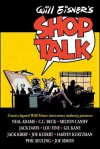 Will Eisner's Shop Talk - Will Eisner, Harvey Kurtzman, Milton Caniff, Jack Kirby