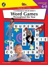 Challenge Your Mind: Word Games - School Specialty Publishing