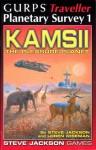 Kamsii: The Pleasure Planet - Steve Jackson, Loren Wiseman