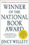 Winner of the National Book Award - Jincy Willett