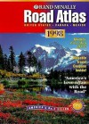 Rand McNally Gift Edition Road Atlas 1998 (United States, Canada, Mexico) - Rand McNally