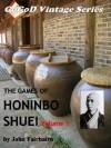 The Games of Honinbo Shuei, Volume 1 - John Fairbairn