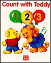 Count with Teddy 123 (Learn with Teddy) - Marjorie Rogers, Gill Guile