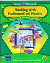 Thinking with Mathematical Models: Linear & Inverse Relationships (Connected Mathematics 2) - Glenda Lappan, James T. Fey, William M. Fitzgerald