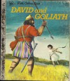 David and Goliath - Barbara Shook Hazen, Robert J. Lee