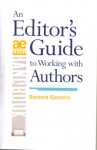 An Editor's Guide to Working with Authors - Barbara Sjoholm