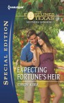 Expecting Fortune's Heir - Cindy Kirk