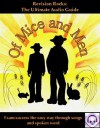 Of Mice and Men: The Ultimate Audio Revision Guide: GCSE Success the Easy Way (Ultimate Audio Guide) - Jeff Thomas, Emily Bird