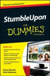 StumbleUpon For Dummies (For Dummies (Computer/Tech)) - Steve Olenski, Nick Robinson