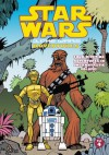 Star Wars: Clone Wars Adventures Vol. 4 - Haden Blackman, Ryan Kaufman, Justin Lambros, Fillbach Brothers, Rick Lacy, Matt Fillbach, Shawn Fillbach