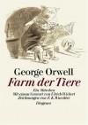Farm der Tiere. Ein Märchen (Diogenes Evergreens) - George Orwell